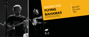 Showcase : Flying Bahamas